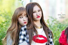 LE and Hani - EXID