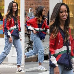 """14.1k Likes, 140 Comments - MEFeater Magazine (@mefeater) on Instagram: """"Malia Obama out in NYC"""""""