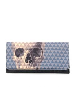 Loungefly Pyramid Skull Wallet