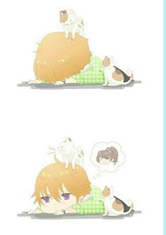 Natsume - Brother's conflict #anime #manga