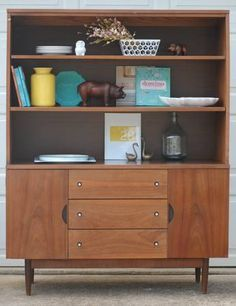Modern Bedroom Furniture Mid Century. See More. Hutch   Kitchen And Bar On  Pinterest | 40 Pins · Mcm FurnitureDining Room ...