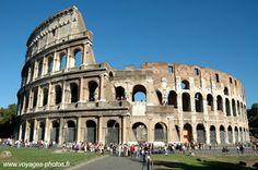 MONUMENTS DU MONDE: LE COLISEE, ROME