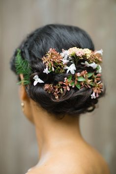 17 Wedding Updos for Long Hair | Brides