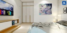 thiết kế nội thất căn hộ hcm vinacolors (11)