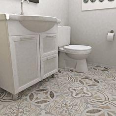 """Ardisana 13.13"""" x 13.13"""" Ceramic Field Tile in Gray/Brown"""