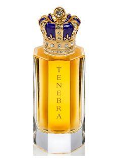 Tenebra, Royal Crown for Women. Tuberose, ambergris