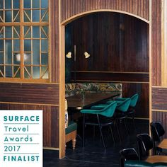 excited to hear that the @thespaniardnyc has been named a finalist in the bar category of the @surfacemag travel awards! . . . . . #thespaniardnyc #hometeam #bardesign #surfacemag #surfacetravelawards #surfacetravelawards2017