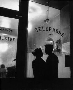 Willy Ronis. FRANCE. Paris. Menilmontant 1948