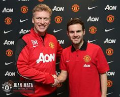 Hola Juan... Juan Mata joins Manchester United from Chelsea... for ONLY 37.1m pounds or $61.2m... soccer is a BIG international game...Want tickets? Just Fricket it!...http://fricket.com/