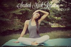 Seated Neck Release 2
