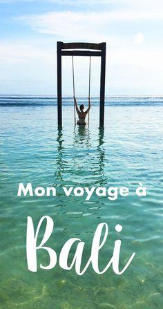 Découvrez en vidéo mon voyage à Bali et sur les îles Gili !