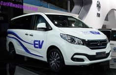 Esta é a nova Maxus EG10, um veículo elétrico com base na movidos a gasolina Maxus G10 MPV . O EG10 é um dos maiores veículos elétricos desenvolvidos por um fabricante de automóveis chinês local até agora. Ele será lançado no mercado chinês de automóveis no início de 2016 para cerca de 230.000 yuan, incluindo as subvenções verde-carro
