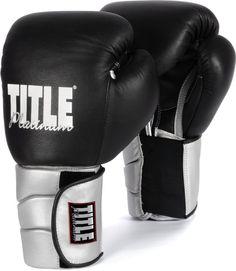 Title Platinum Paramount Elastic Training Gloves boxing mixed martial arts thai #TitlePlatinum