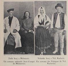Veké Karlovice - Salon 1922