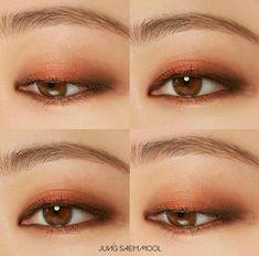 Eye Asian Makeup Tutorial Cut Crease 50 New Ideas Asian Makeup Tutorials, Korean Makeup Tips, Korean Makeup Look, Asian Eye Makeup, Monolid Makeup, Eye Makeup Cut Crease, Beauty Makeup, Eyeliner, Make Up Looks