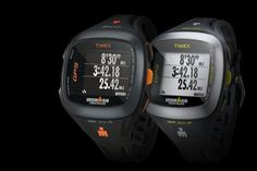 Timex Ironman Run Trainer 2.0 GPS and Timex Ironman #running #watches. Very sleek.