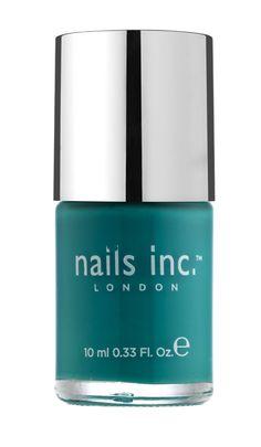 Pick Of The Day - Emerald Green Nails Inc Nail Polish