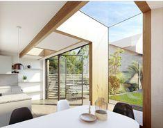 London Architecture, Architectural Features, Built In Storage, Architect Design, Bay Window, Second Floor, Ground Floor, House Design, Windows