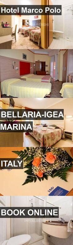 Hotel Marco Polo in Bellaria-Igea Marina, Italy. For more information, photos, reviews and best prices please follow the link. #Italy #Bellaria-IgeaMarina #travel #vacation #hotel