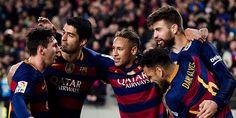 Striker Barcelona, Luis Suarez, merasakan kenikmatan saat anggota grupnya dapat mengalahkan Valencia 3-2 pada sekitar partai lanjutan La Liga pada sekitar Stadion Mestalla, pada sekitar hari Sabtu lalu tertanggal 22 Oktober 2016. Tiga poin didapatkan Barcelona dengan tidak mudah. Mereka sempat tertinggal 1-2 akibat nilai gawang Munir El Haddapada sekitar serta pula Rodrigo. Mereka baru …