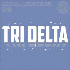 Sorority Recruitment Themes, Sorority Shirt Designs, Delta Sorority, Sorority Life, Delta Zeta Shirts, Delta Design, Greek Week, Typography Poster Design, Greek Apparel