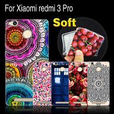 Caseriver per xiaomi redmi 3 s case molle del telefono del silicone case per redmi 3 s pro case cover per xiaomi red mi 3 s pro prime case