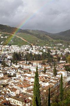 Vista parcial Barrio de S. Pedro