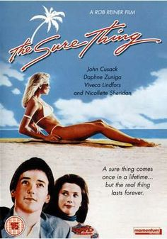 images of the sure thing movie - Google Search