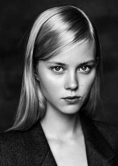 Amalie Schmidt - lemanagement Runway Fashion, Fashion Models, Le Management, Model Test, Advertising Campaign, Schmidt, Model Agency, Blue Hair, Hair Beauty