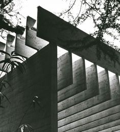 Nordic Pavilion at the Venice Biennale, 1962, Venice, Italy | Sverre Fehn