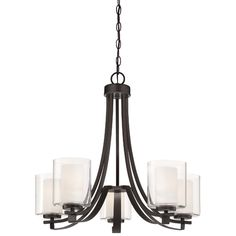 Found it at Wayfair - Chittening 5 Light Candle-Style Chandelier