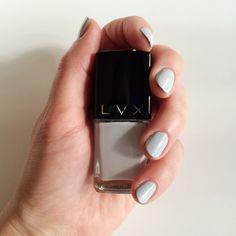 LVX mineral vegan nail polish