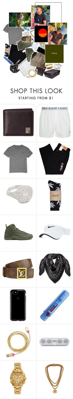 """//. ""Sippin' coladas, smokin' ganja, yeah, he's a heavy smoker"""" by bleekmod3 ❤ liked on Polyvore featuring Versace, Ralph Lauren, Urban Outfitters, Shay, Nike Golf, Louis Vuitton, MCM, Speck, Colgate and ban.do"