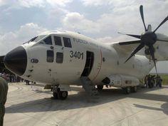 Mexican Air Force Spartan