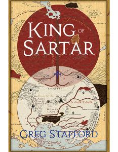 Front Cover of King of Sartar