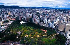 Belo Horizonte, Minas Gerais - (via photobucket)