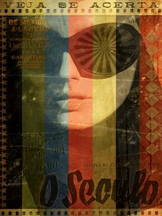 60's Mexican Movie Poster