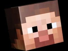 Making your own Minecraft Steve head from PDFs – stevelange.net