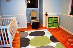 Complete your baby room decor with nursery rugs ideas! Learn our 9 nursery rug ideas to find out one that suits overall room very well