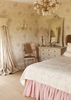 Divine #Bedroom with Kate Forman #Accessories and #Fabrics.