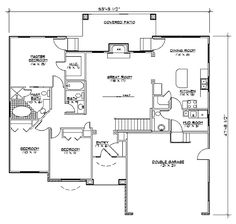 European House Plans House Plans And Country On Pinterest