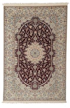 Nain 6La Habibian carpet 187x290