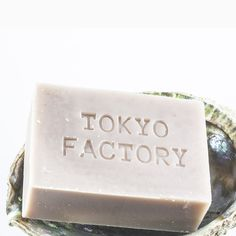 Tokyo Factory Purifying Rose Clay Face + Body Bar