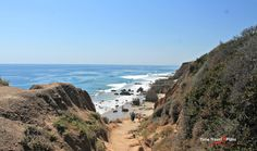 Things to Do in Malibu - spend a day at El Matador State Beach, my favorite in L.A.
