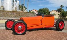 Hemmings Find of the Day  1926 Ford Model T lakes modified