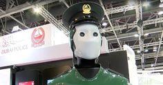 Robot Cop Walks the Beat in Dubai | Mysterious Universe