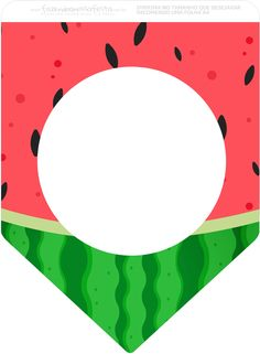 Nice Free Party Printables with Watermelon Heart Design . You find here Bunting = Banners = Birthday Banners, Food Flags, Napkin R. Diva Birthday Parties, 2nd Birthday Party For Boys, Birthday Party Decorations For Adults, Watermelon Birthday Parties, Happy Birthday Banner Printable, Free Printable Banner, 2nd Birthday Invitations, Watermelon Party Decorations, Party Printables