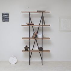 Shenandoah Standing Bookcase
