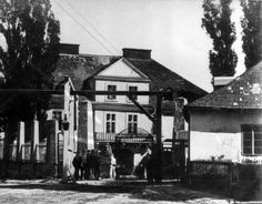 Фабрика Бачевських, між 1867-1870 рр. Фото Юзефа Едера. Джерело: http://strubcina.org/