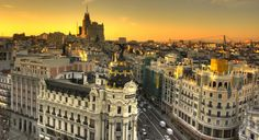 Best City Walks in Europe - Madrid / Spain World Cities, Best Cities, Madrid Guide, Places Around The World, Around The Worlds, Wonderful Places, Beautiful Places, Madrid Travel, Destinations